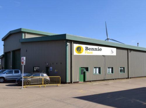 Bennie Plant Workshop